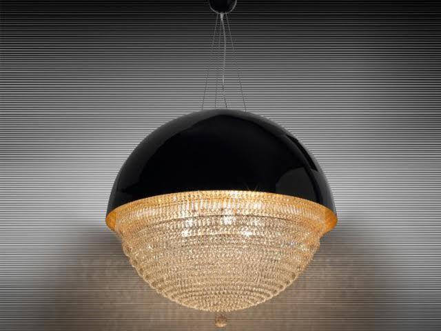 Fendi Casa Giotto Chandelier   #Fendi #FendiCasa #Casa #Chandelier #Modern #Luxury #GroupeLuxe