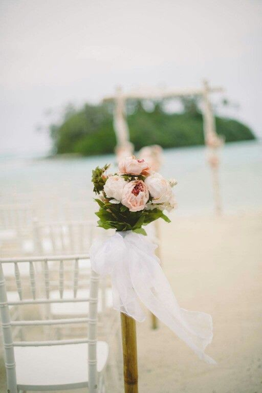 Wedding in the Cook Islands