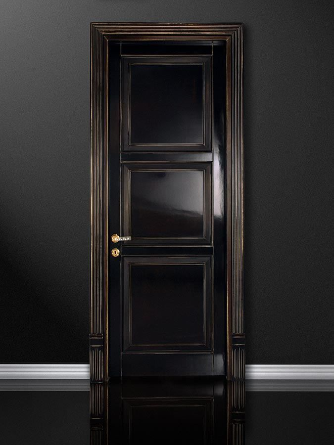 17 Best Ideas About Black Interior Doors On Pinterest Dark Interior Doors Black Doors And