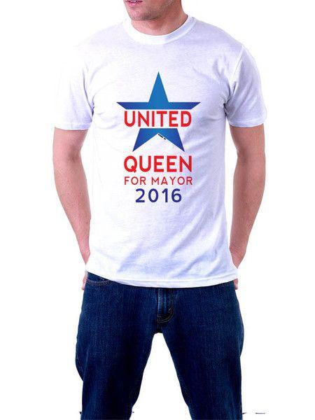 Queen For Mayor