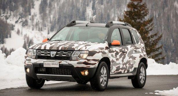 Automobiles Dacia Duster : deux séries limitées très spéciales pour l'Italie... - http://lesvoitures.fr/dacia-duster-brave-extra-limited-edition/