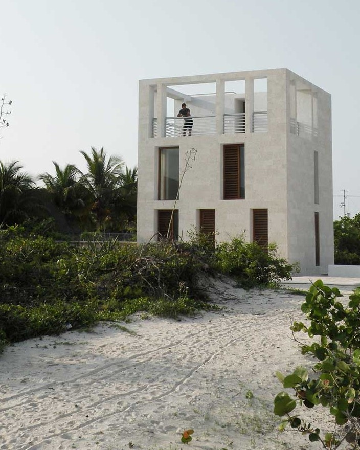 Lookout Tower House, Uaymitun, Yucatán Mexican Architectural Project U2013  Design By PLUG Architecture, Mexico