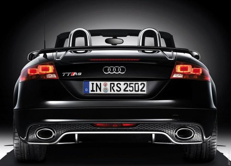 2010 Audi TT RS Roadster