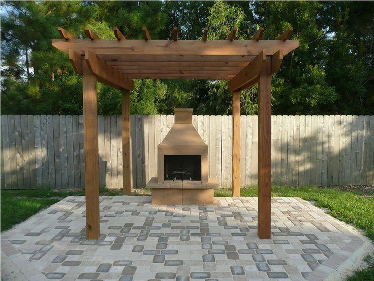 Пергола Идеи Для Патио И Палубы — Дизайн Дома