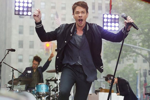 Nate Ruess, lead singer of fun. will perform a free concert at the 2015 New York State Fair