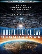 Independence Day: Resurgence [Blu-ray/DVD]  (English/French/Spanish)  2016 - Best Buy