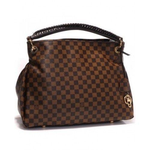 Bolsa Louis Vuitton Artsy Couro Legitimo http://www.parisbolsas.com.br/bolsa-louis-vuitton-artsy-damier-ebene-couro-legitimo