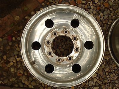 1 OEM Ford Excursion f250 f350 Alcoa Wheel / Rim 16x7 - 8x170 8 lug 4C34-1007-JA