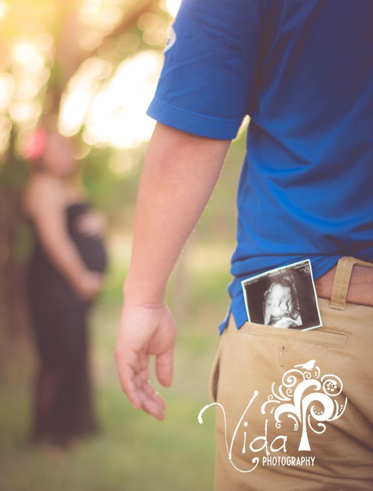 Maternity Photography-Outdoor-Ultrasound-by Rosanna Castillo