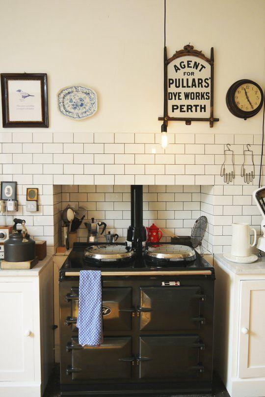 Grainne and Ian's Glorious Scottish Kitchen — Kitchen Spotlight