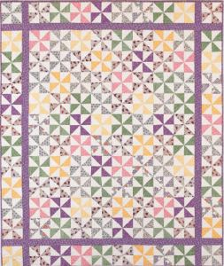Traditional Pinwheel Quilt Pattern