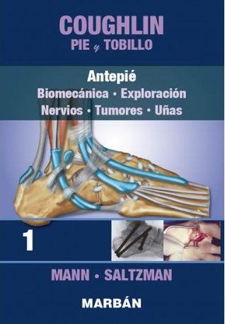 """Pie y tobillo"" [3 vols] / Michael J. Coughlin, Roger A. Mann, Charles L. Saltzman. Madrid : Marbán, 2011. Matèries : Peu; Turmell; Cirurgia ortopèdica. #nabibbell"