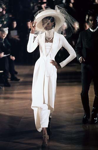 Runway Flashback! Galliano for Dior 1998 Spring/Summer Haute Couture