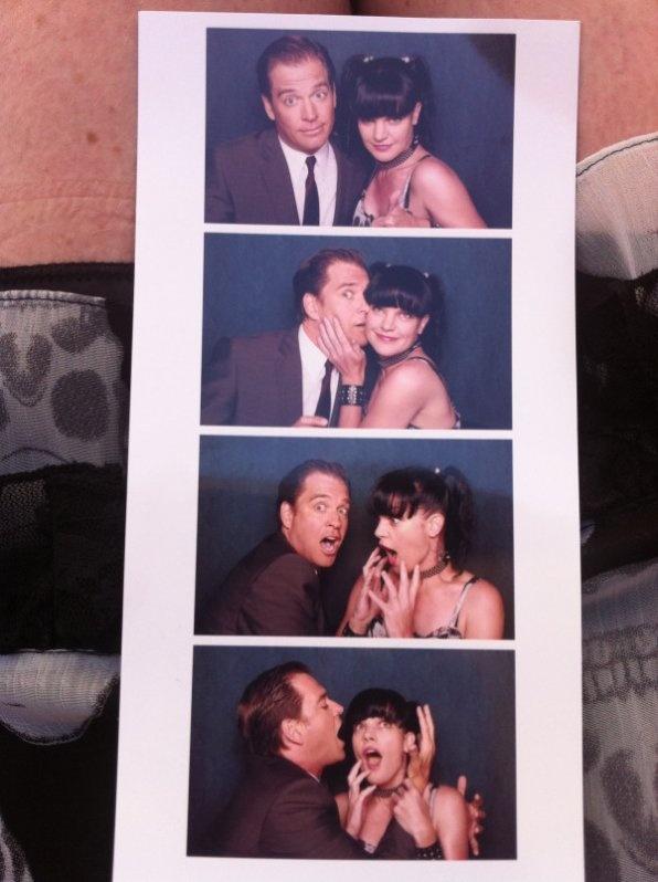 NCIS - DiNozzo and Abby!! ♥