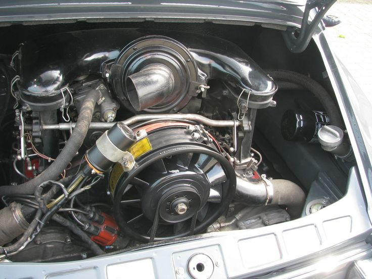 Engine- Speed Service Porsche 911 S SWB