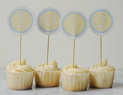Vanilla Bean Cupcakes with Dulce De Leche Buttercream - Gluten Free