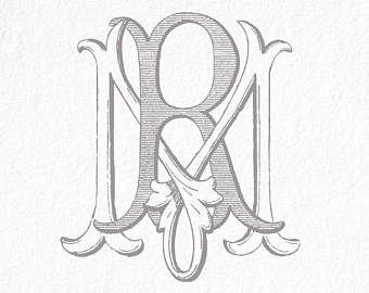 Image result for RM monogram