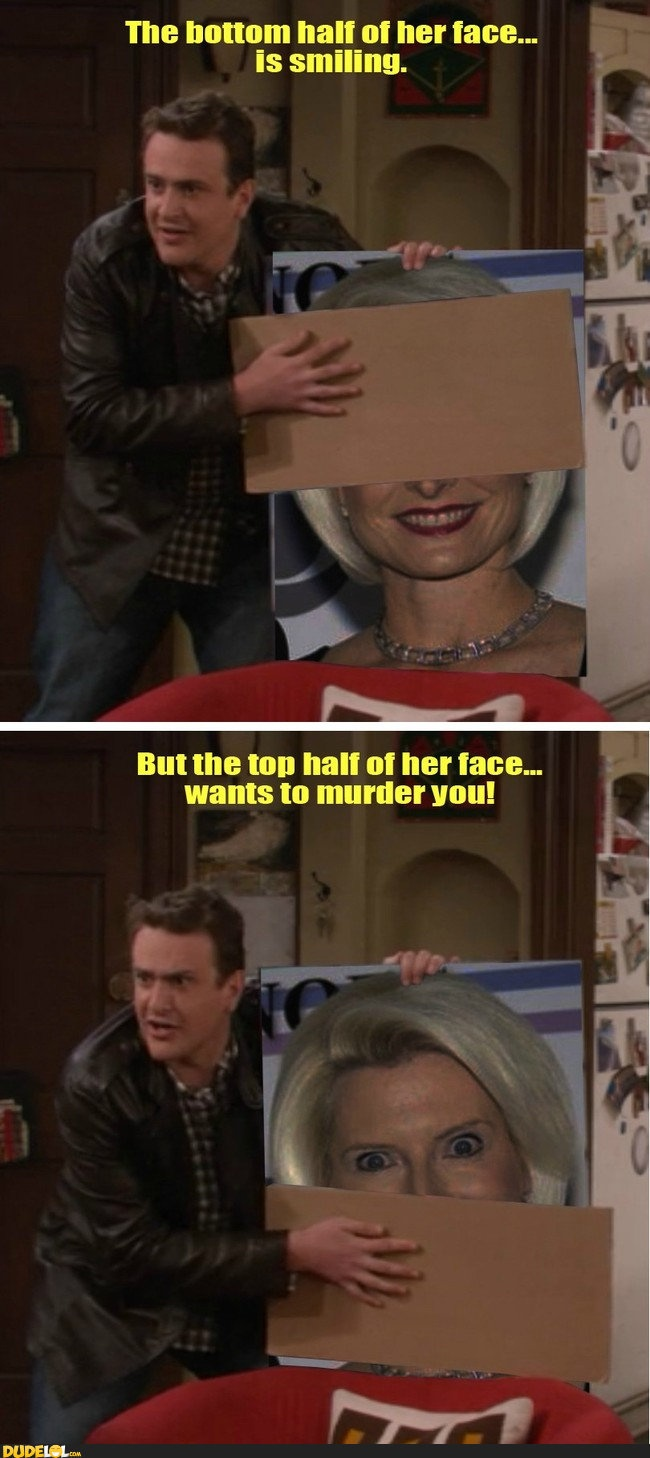 hahahah marshallWith, Mothers, Laugh, Funny Humor, The Face, Himym, Funny Stuff, True Stories, Crazy Eye
