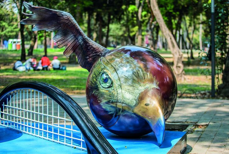 Tennis Parade 2018 el Abierto de Acapulco desde el arte urbano - maspormas
