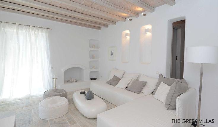 Mykonos Luxury Villas, Mykonos Villa Kris I, Cyclades, Greece