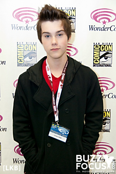 Jeremy Shada! Hopefully I'll get to meet him if I ever go to Comic Con! Loooovvvee Yoooouuuu