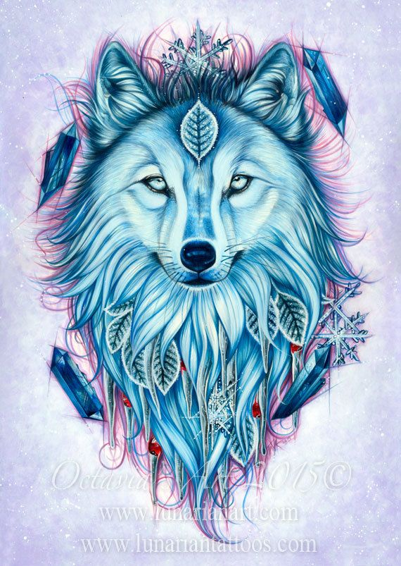 Cool Wolf Art | www.pixshark.com - Images Galleries With A ...