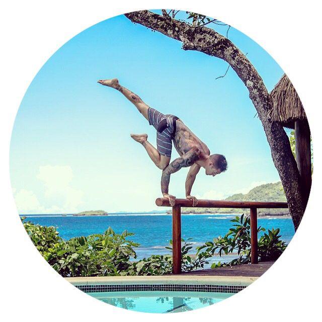 So where's your next nomadic yogi adventure guys? @dylanwerneryoga's planting the seeds for #fiji retreats in the #pacific islands coming stupidly soon to glomad.com #islandyogi #yogatravel #islandlife #yogaretreat #yoga