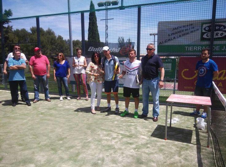 Galiano y Ferreyra, ganadores del Open Oro Club de Campo, celebrado este fin de semana