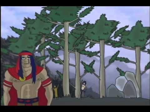 MAPUCHE HISTORIA , ANTROPOLOGIA DIDACTICA - YouTube