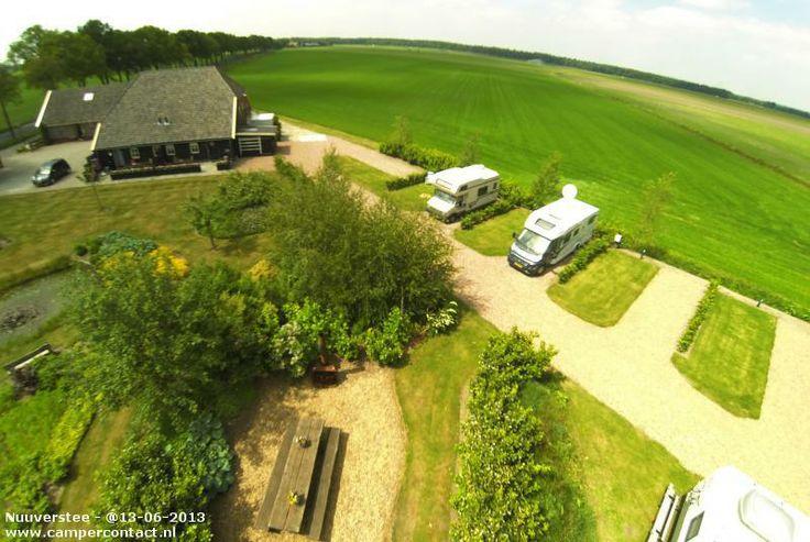 Campingplatz De Nuuverstee,  Borger, Drenthe, Niederlande