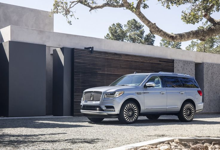 2018 Lincoln Navigator Adds Refinement, Luxury And 450HP To Full-Size SUV