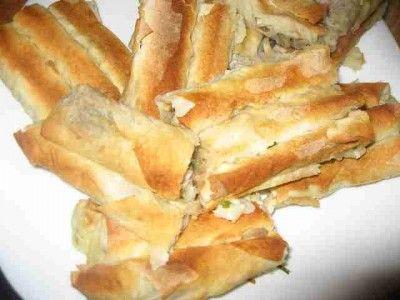 Ленивый бёрек (турецкая кухня) : Выпечка несладкая