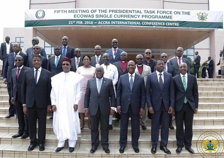 West African countries may soon witness a boost in growth and wealth as their leaders have reaffirmed their political will to meet the Economic Community of West African States (ECOWAS) single currency programme deadline by 2020. The leaders made this commitment this week at the fifth meeting of the Presidential Task Force on the ECOWAS...
