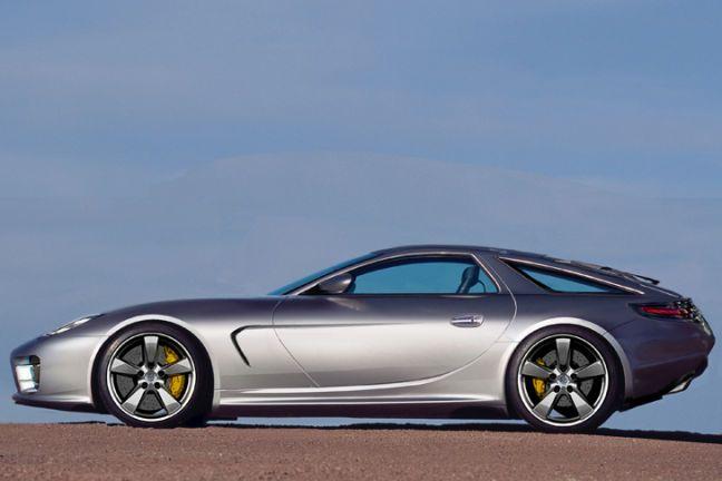 V8 Frontmotor, Hinterradantrieb und zwei Türen! So würden wir uns den Porsche 928 im Jahre 2016 wünschen! Hier das Video anklicken!