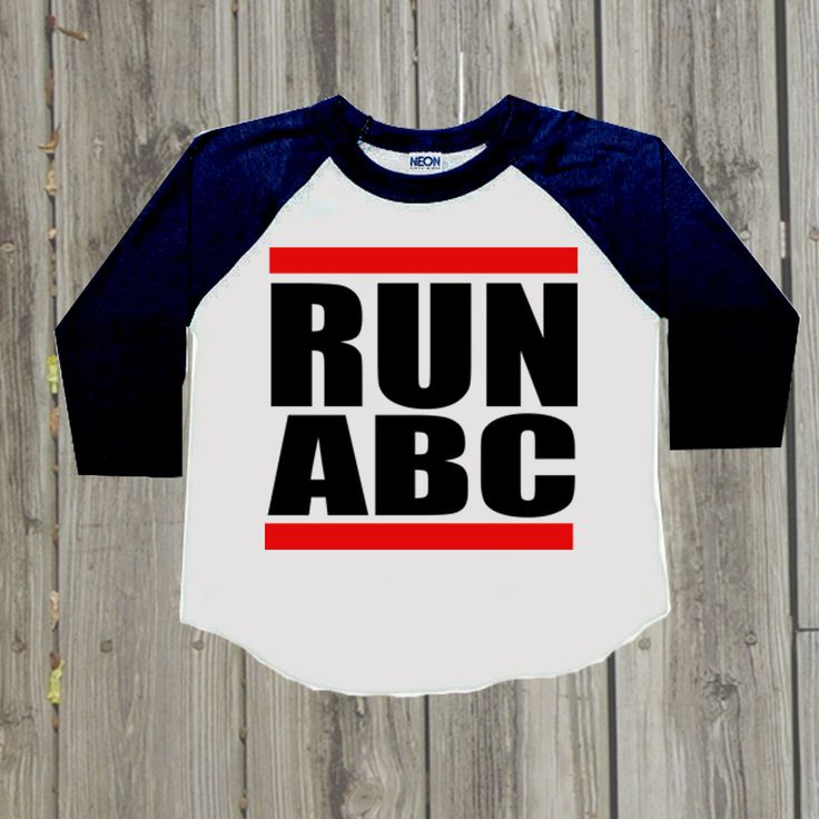 Baby boy clothes. Hipster Kids clothes. Toddler boy 1 year old 2 year old 3 year old 4 year old 5 year old 6 year old birthday Run DMC shirt by PressThreads on Etsy https://www.etsy.com/listing/228902358/baby-boy-clothes-hipster-kids-clothes