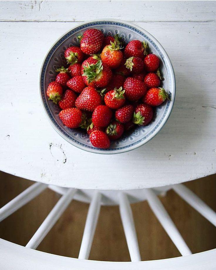 Strawberry love! 🍓🍓🍓