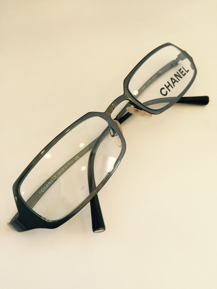 Chanel 2023 Authentic Vintage reading glasses by athensoptical on Etsy