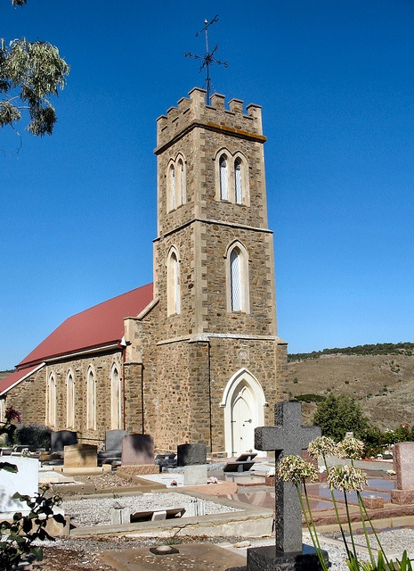 Church of St. Philip and St. James, Old Noarlunga, Adelaide, South Australia
