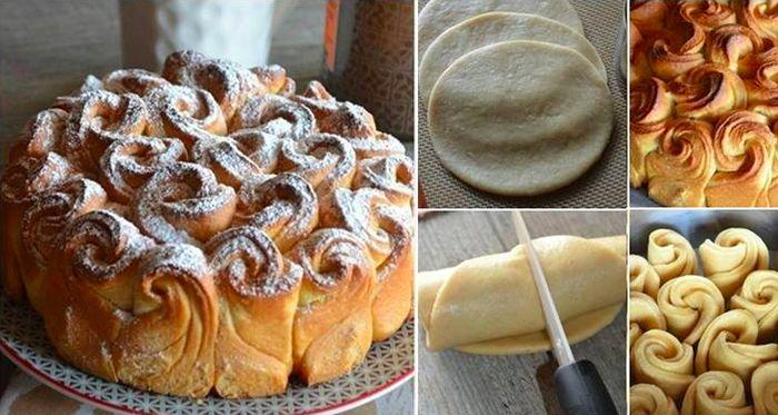 Na prípravu trhanej briošky budeme potrebovať: 350 g polohrubej múky, 10 g sušeného droždia, 80 g masla, 2 žĺtky, 14 cl teplého mlieka, 3 PL kr. cukru, 1 balíček vanilkového cukru, 1/2 ČL soli, ...