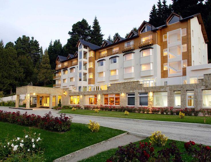 Villa Huinid Hotel Resort & Spa, Bariloche. Argentina