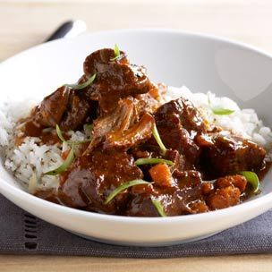 Caramel braised pork - Williams sonoma recipe