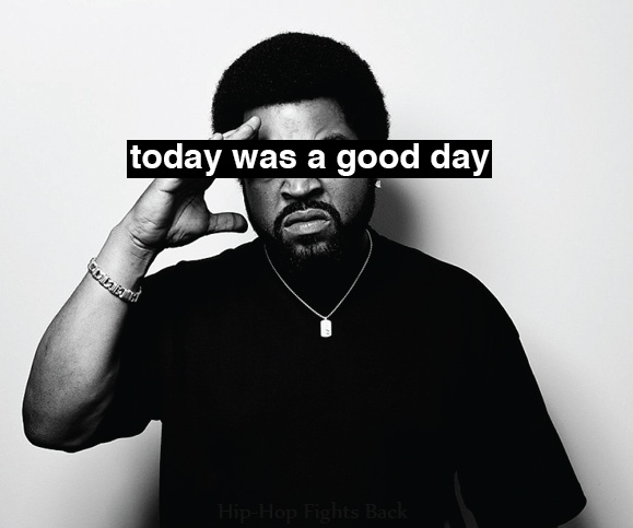"Ice Cube ""Today was a Good Day"" lryics #music #rapper"