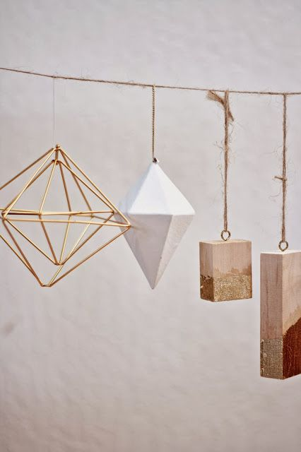 Geometric Ornaments ~ Craft and Couture