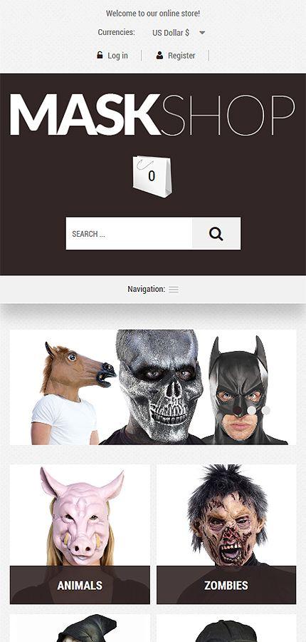 Mejores 27 imágenes de Halloween Web Templates en Pinterest | Pausa ...