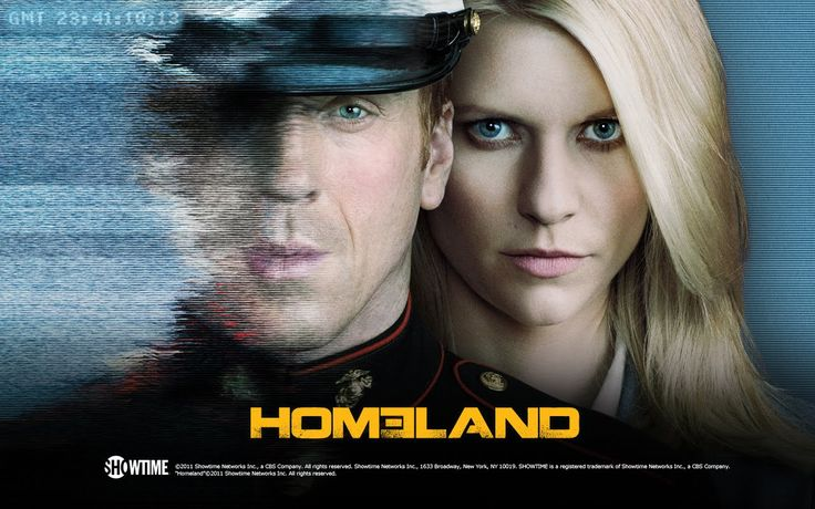 One of the best shows on television right now. Season 2 in Sept! #Homeland
