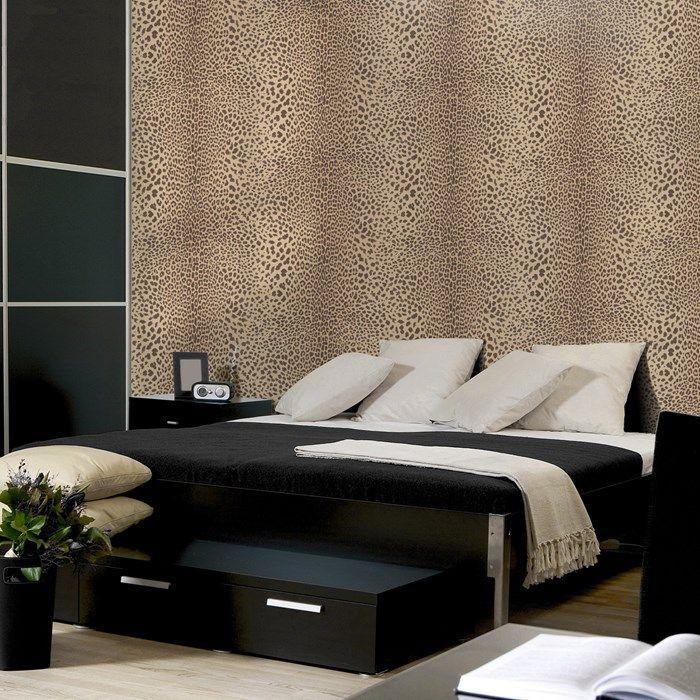 1000 id es sur le th me papier peint l opard sur pinterest imprim s z bre z bre rose et fond. Black Bedroom Furniture Sets. Home Design Ideas