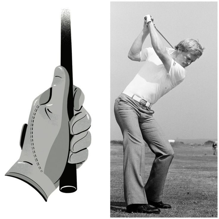 Golf Grip Cheat Sheet Do You Have The Correct Grip For Your Swing Golf Com Correct Golf Grip Right Hand How To Grip Golf Grip Golf Swing Mechanics Golf