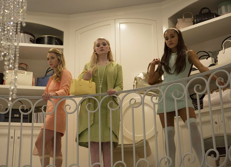 7 Reasons to Start Counting the Days Until Scream Queens Premieres - The cast wears everything from Forever 21 to Chanel  - from InStyle.com