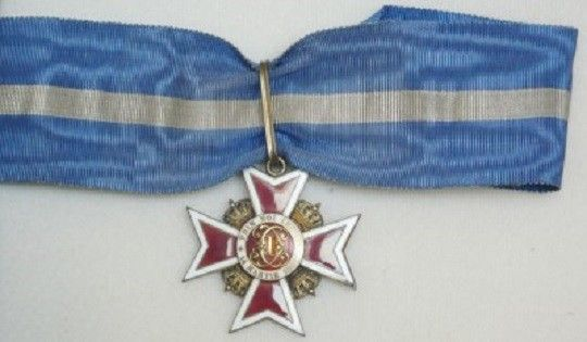 1881-1947 Order of Crown of Romania 2nd Class Medal from Romania. Now on the Colnect catalog @Gail Regan Truax://colnect.com/medals