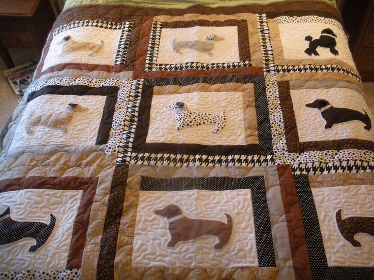 dashchund quilt: Dashound Quilts Patterns, Dachshund Stuff, Weenie Dogs, Dogs Gon Quilts, Dachshund Quilts, Doxi Crafts, Dogs Quilts, Dashchund Quilts, Quilts Weiner Dogs